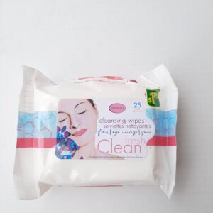 Cleansing Wipes/Serviettes 2 Packs