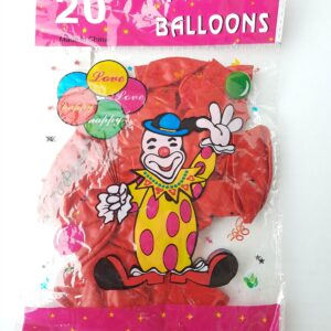 Party Balloons Pack (20 Baloons)