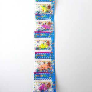 Water Growing Sea Animals and Water Beads 5 Packs Strip