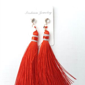 Long Thread Earrings