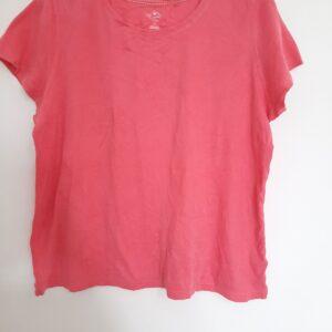 Simple Pinkish Lady's T-shirt (Large)