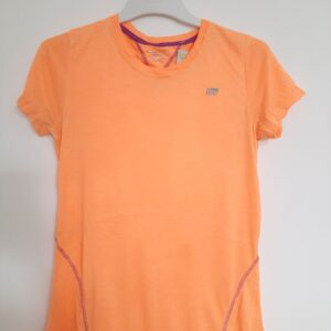 Orange Lady's Sports T-shirt (Medium)