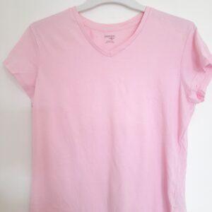 Beautiful Modern Pink Lady's T-shirt (Large)