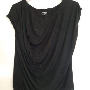 Black Lady's T-shirt (Medium)