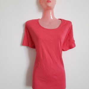 Attractive Pink Girl's T-shirt (Extra Large)