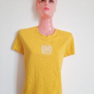 Simple Bright Yellow T-shirt (Medium)