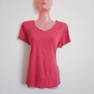Simple Pink Lady's T-shirt (Large)