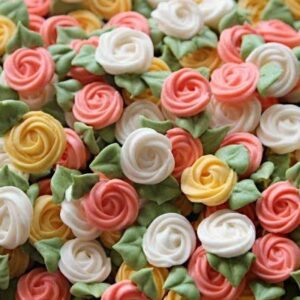 Edible Flowers For Decoration (8 Flowers) – 2