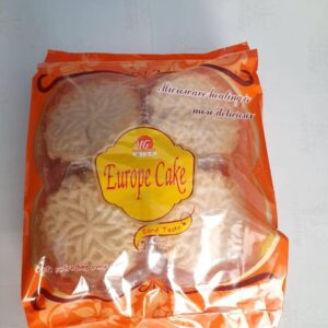 Europe Cake 12 Pieces