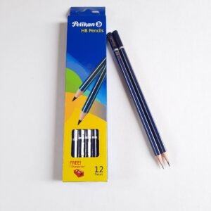 HB Pencils in a pack