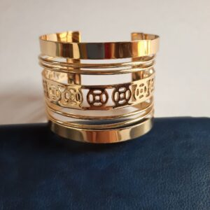 Ladies Bangle (Gold)