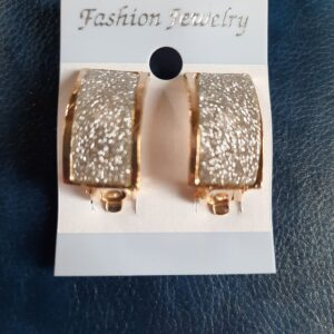 Classic Earings (Silver)