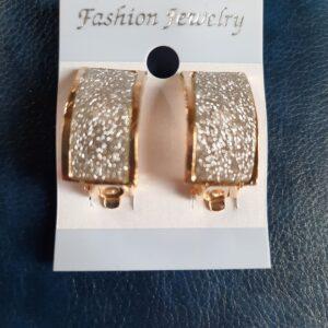 Classic Earings (Silver)
