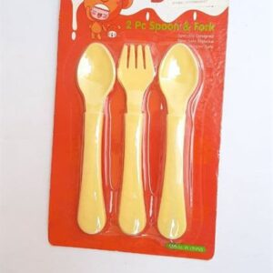 2Pieces Spoon And Fork